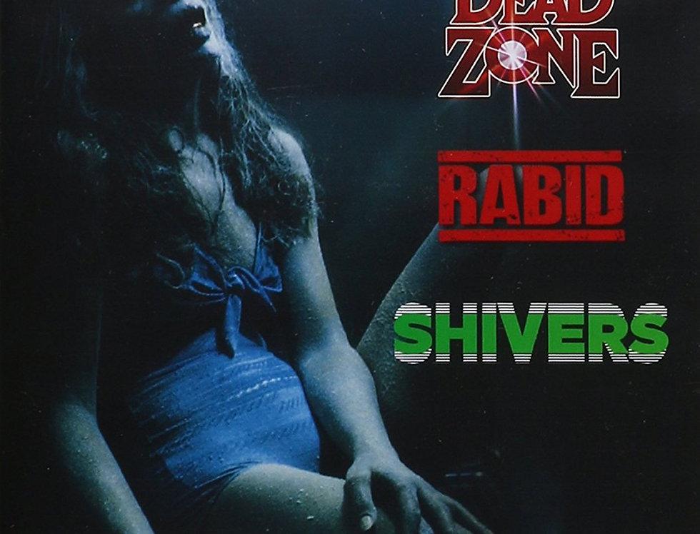 Cronenberg Collection: Rabid / Shivers / Dead Zone