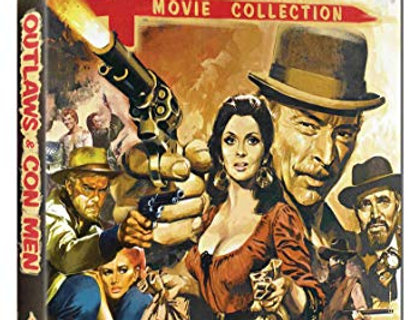 Outlaws & Con Men: 4 Film Collection [Spaghetti Westerns] (Dvd)