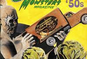 SCARY MONSTERS magazine # 34, AIP's Greatest Hits of the 1950's