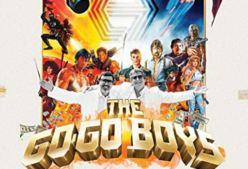 copy of Go-Go Boys: The Inside Story of Cannon Films (MVD) (BluRay)