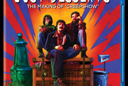 "Just Desserts: The Making of ""Creepshow"" [Special Edition Blu-ray]"
