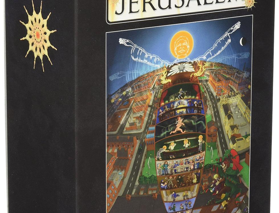 ALAN MOORE JERUSALEM 3 VOL SLIPCASE SC NOVEL