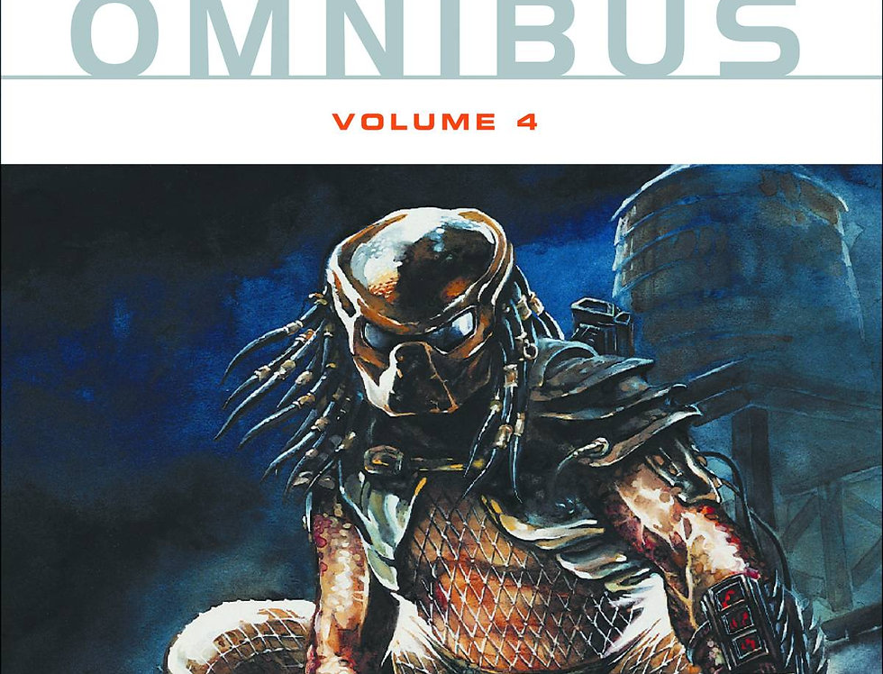 PREDATOR OMNIBUS TP VOL 04 (New Printing)