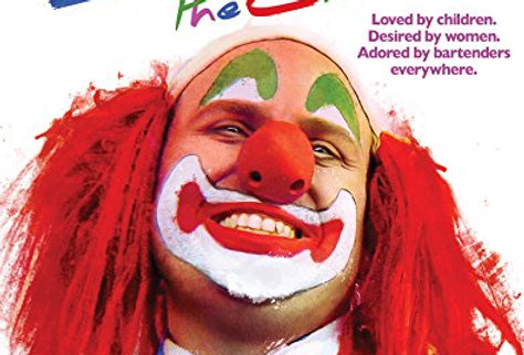 Shakes the Clown BluRay