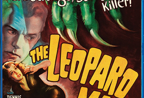 Leopard Man (Scream Factory)