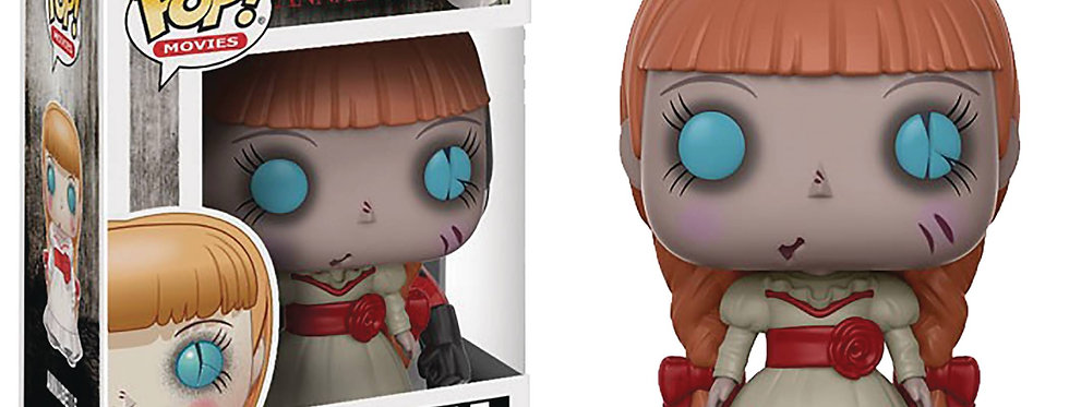 POP HORROR ANNABELLE VINYL FIGURE
