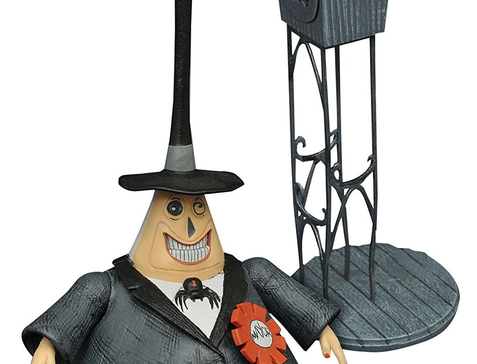 Nightmare Before Christmas: The Mayor Action Figure