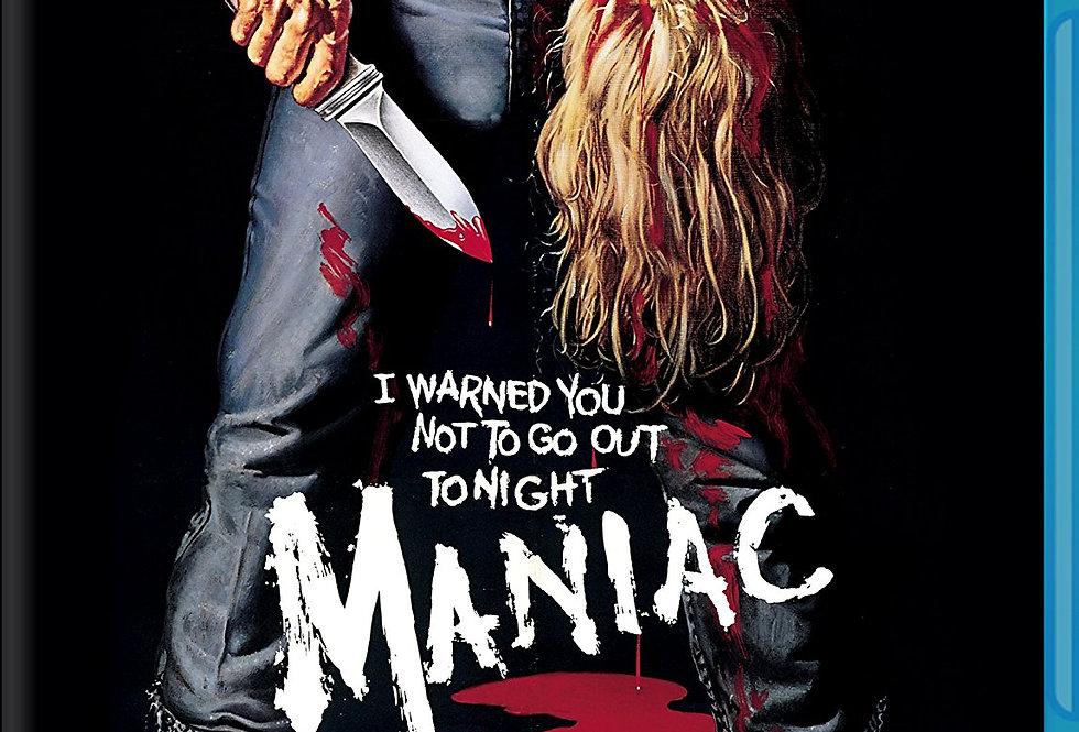Maniac - 30th Anniversary Edition(2-Disc)