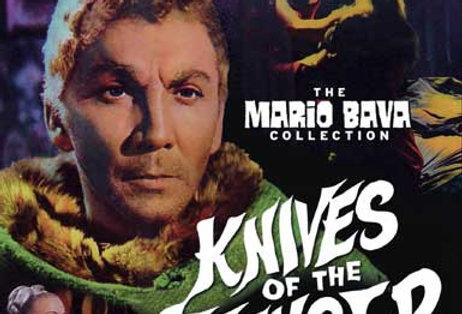 Knives of the Avenger (1966) (DVD)