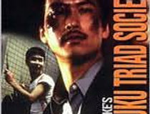 Shinjuku Triad Society (Dvd)