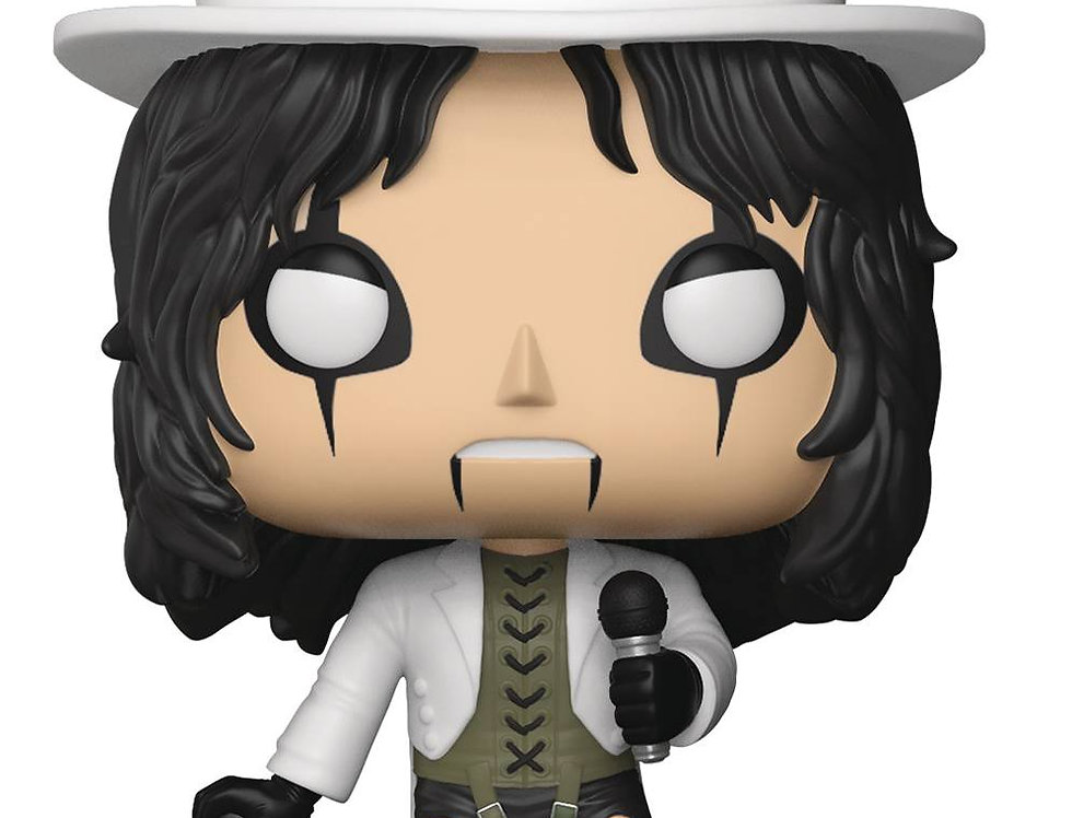 POP ROCKS ALICE COOPER VINYL FIGURE