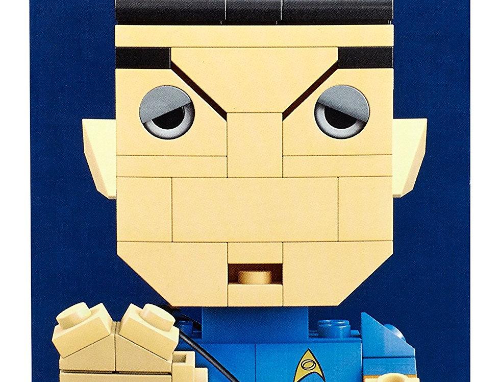Kubros Star Trek Spock
