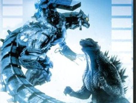 Godzilla Against Mechagodzilla (2003)