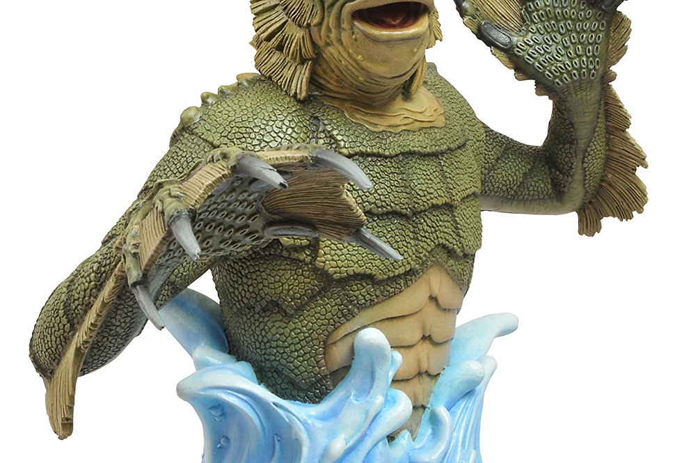 Universal Monsters Creature From The Lagoon Bust Bank