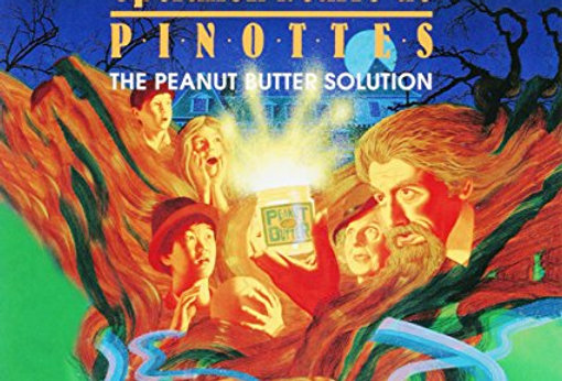 The Peanut Butter Solution  [Blu-ray / DVD]