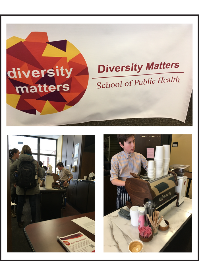 Diversity Conference at U of M