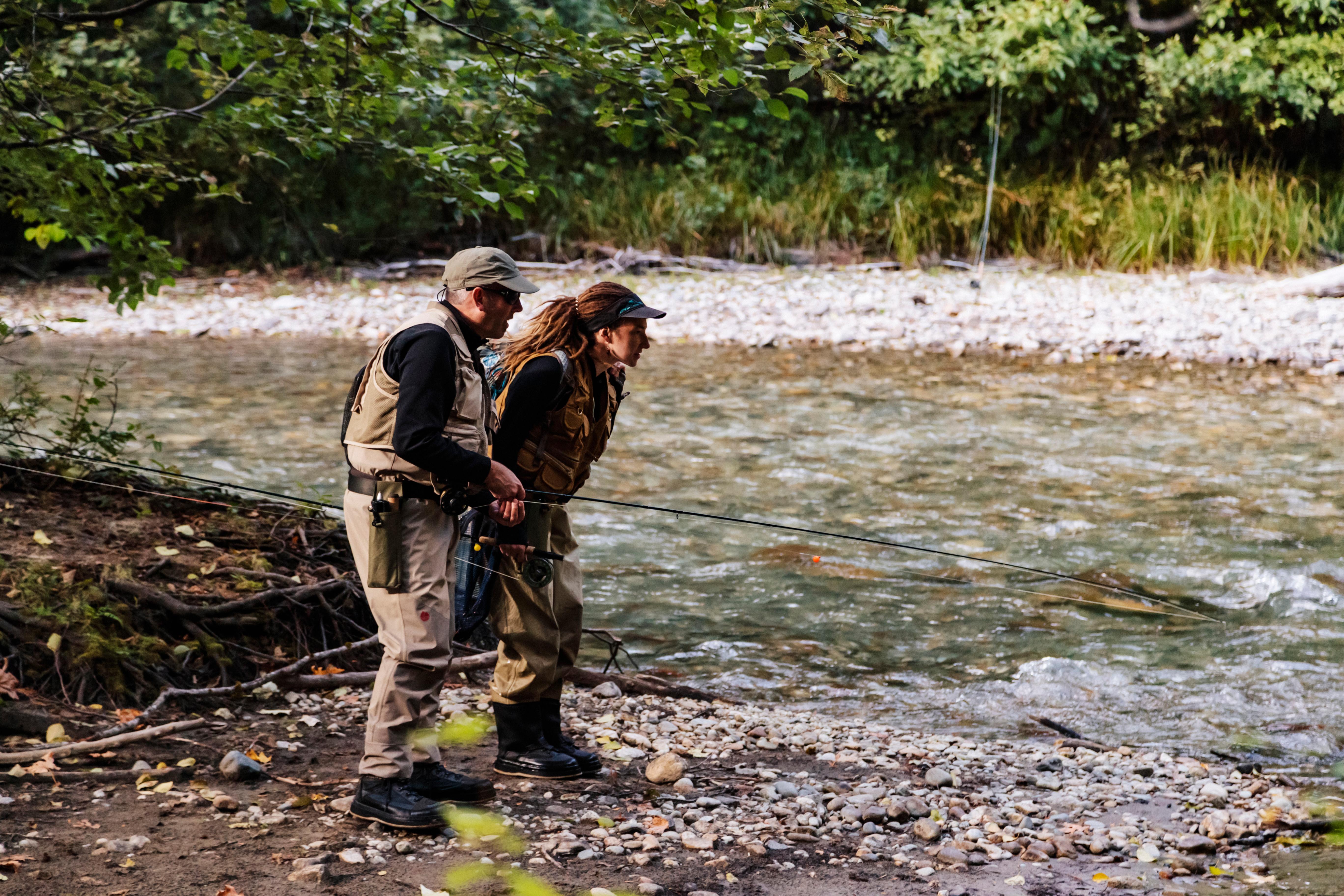 Stehekin Fly Fishing Expedition