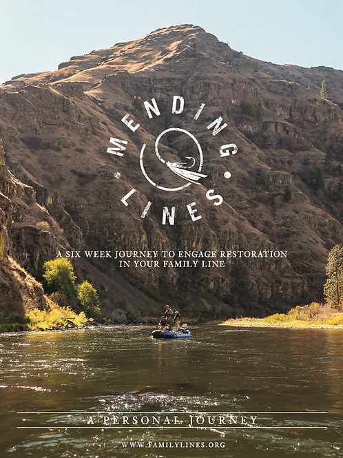 Mending Lines | Series ONE [access pass]