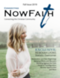 Connecting NowFaith 2019 November Cover.
