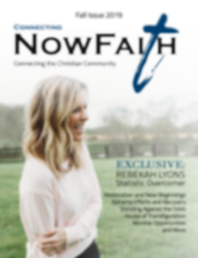 Connecting NowFaith 2019 November Cover.
