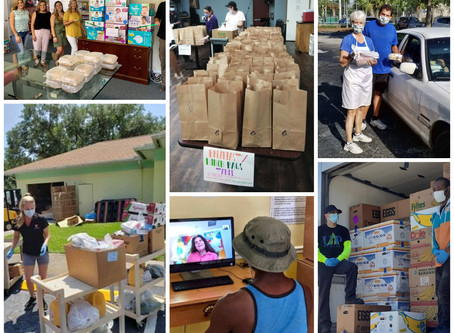 NONPROFITS IN ACTION