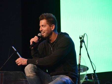 Q & A with JEREMY CAMP