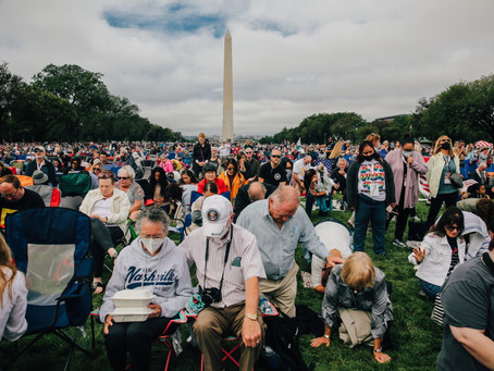 THE RETURN: National and Global Day of Prayer and Repentance