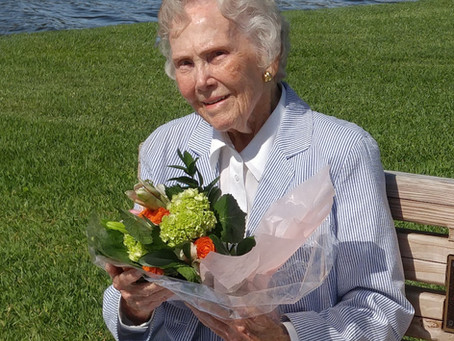 Remembering ALMA LEE LOY: Humble and Kind