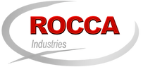 LOGO Rocca Industries white for embroide