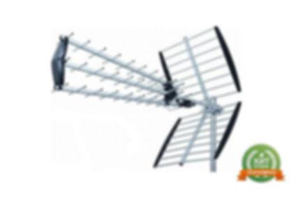 Эфирная антенна стандарт
