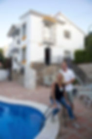 Roland en Jet Verhagen, vakantievilla Casa Andalucia