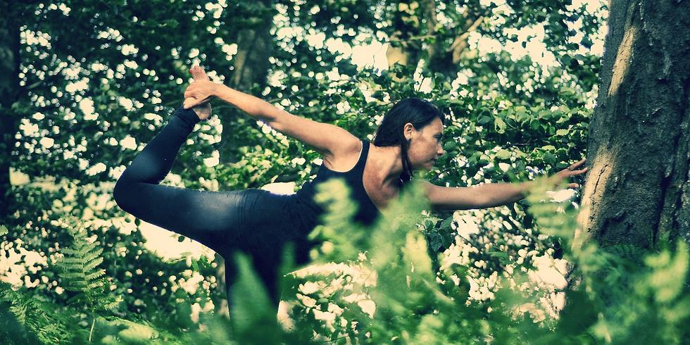 1 plads tilbage - Hatha yoga - 8 torsdage