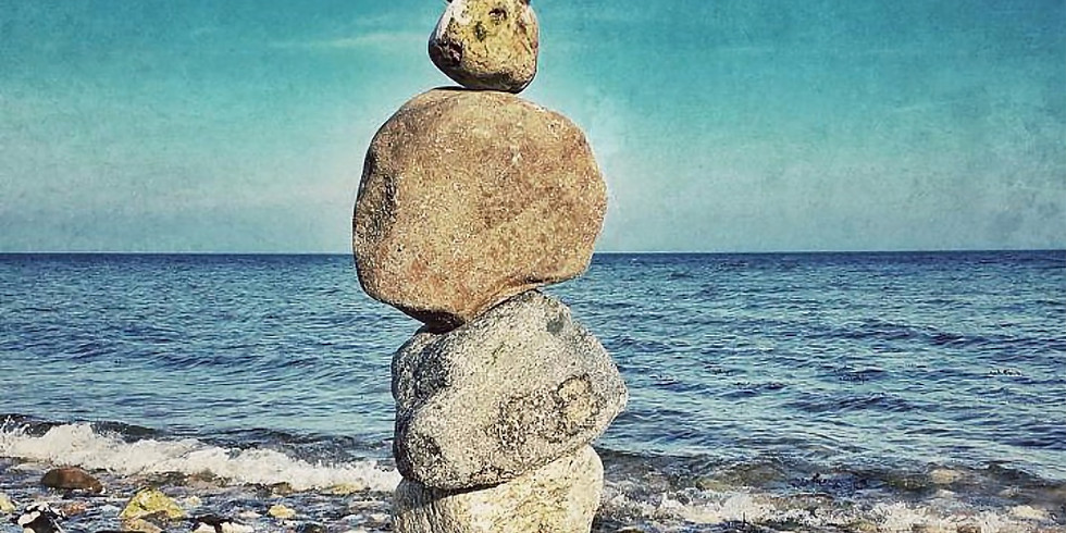 NYT - Blid, balancerende fredag formiddags-yoga