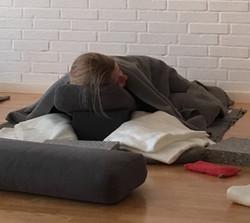 Yoga i hvile