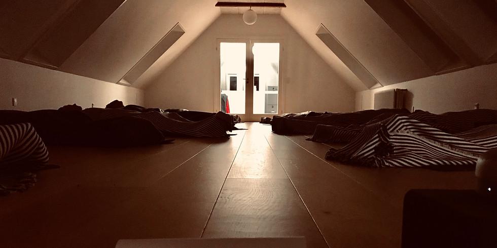 Yoga i hvile - restorativ yoga
