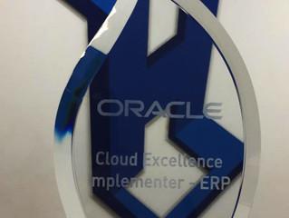 Oracle premia a Habilis en la categoría  Cloud Excellence Implementer - ERP