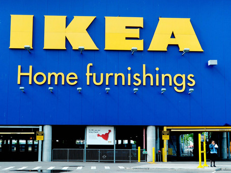 Ikea and the DIY Marriage