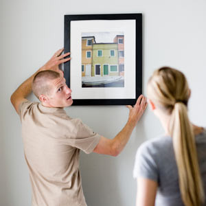 A 'Framed' Picture is Worth a Thousand Words for Marriage
