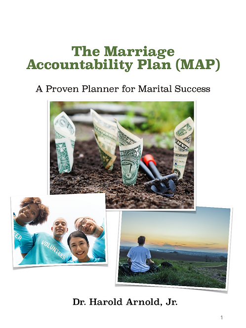 The Marriage Accountability Plan