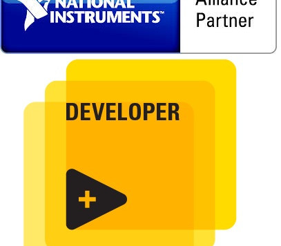 National Instruments Alliance Partner & Certified LabVIEW Developer