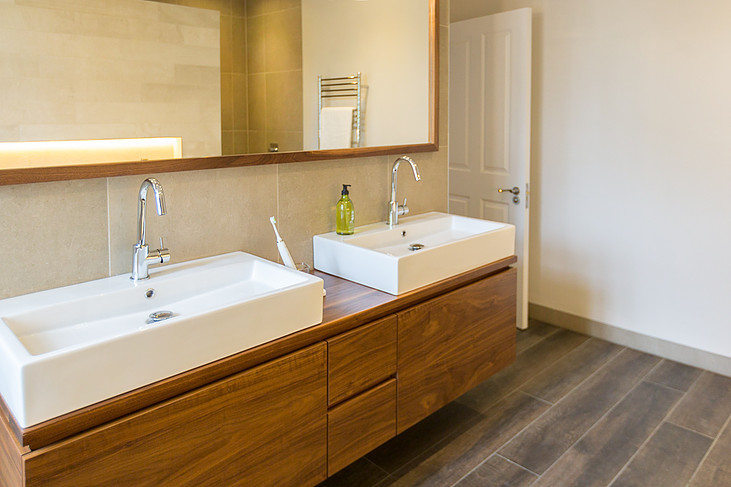 Modern Bathroom Renovation Chiswick