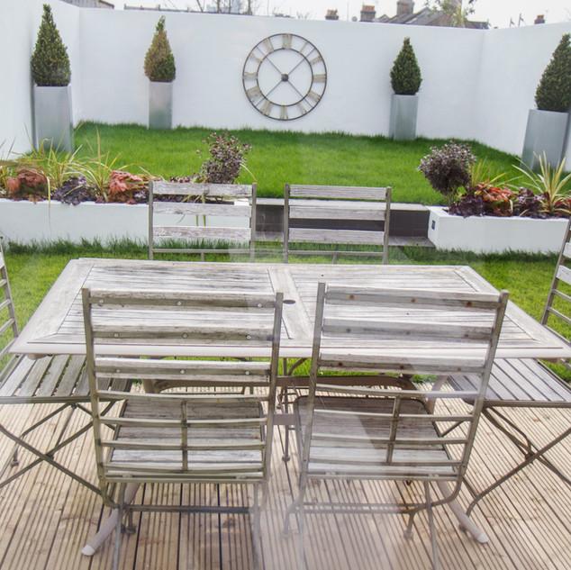 Modern Garden Design Ealing