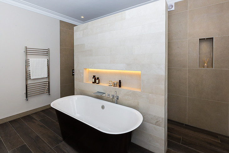Luxury Bathroom Design Chiswick