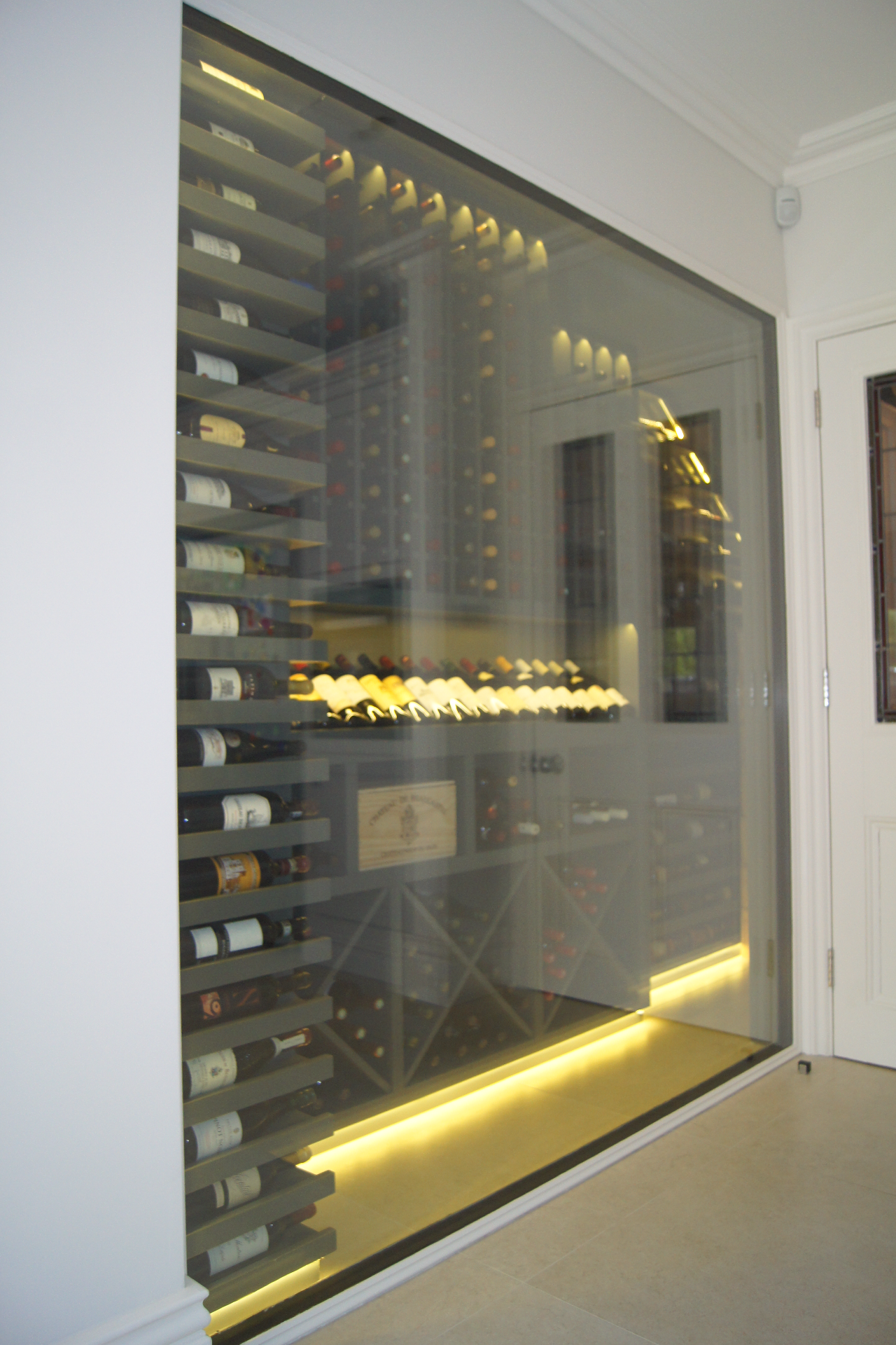 Wine Cellar Design Chiswick