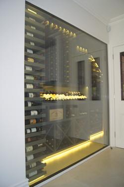 Wine Cellar Design Chiswick