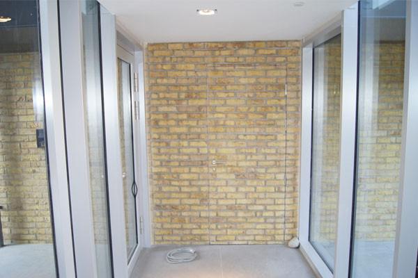 Glazed Balcony Kennington