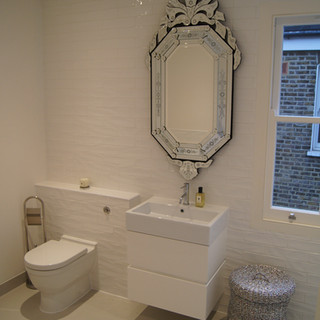 Bathroom interior Design Ealing