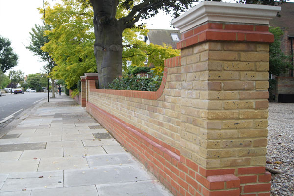 Feature Exterior Walls Ealing