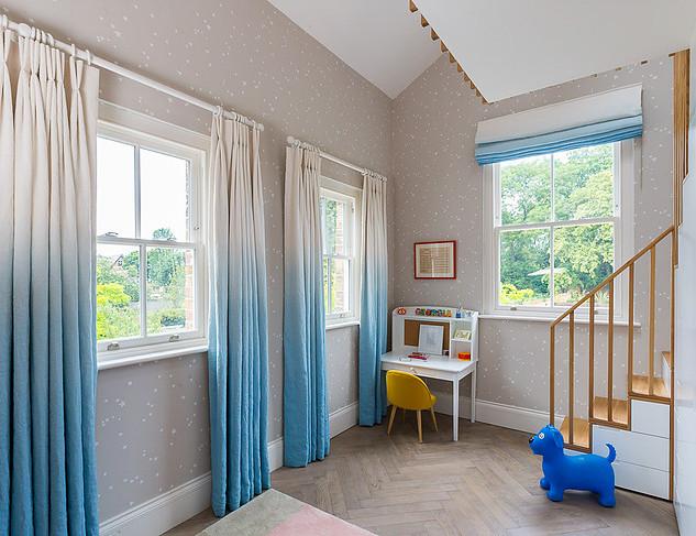 Parquet flooring interior design Ealing