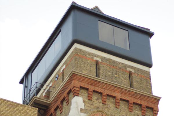 Exterior Brick Renovation